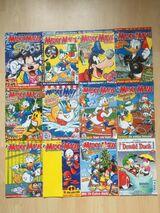 Micky Maus 28 Comics