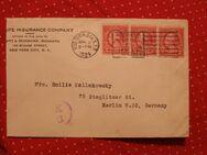 USA Luftpost-Briefumschlag-USA New York-Berlin, 1924,Lot 170