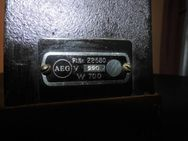 Antikes AEG Bügeleisen Pl. Nr. 22680 / Gusseisen, schwer / 700 Watt / Sammler - Zeuthen