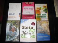 6 Bücher über Gesundheit, Natur Medizin, Kalorien und Engel - Moers