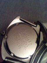 Vintage Armbanduhr Citizen Parawater 1960's