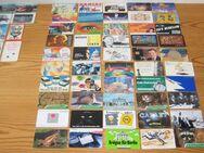 106 Gebrauchte Telefonkarten aus unterschiedlichen Ländern - Stolberg (Rheinland, Kupferstadt) Zentrum