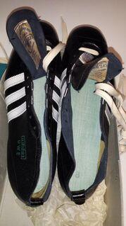 Fußballschuhe Adidas Adidas VINTAGE ca60er70er Jahrmarkt Ybf76gy