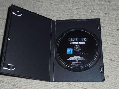 Flugzeug Thriller  Alptraum Airport DVD - Bottrop