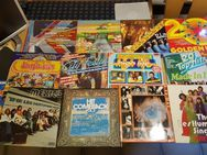 25 LP's Rock & Pop, Oldies - Oelde