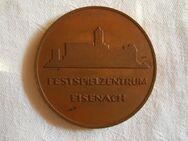 Medaille Festspielzentrum Eisenach - Wutha-Farnroda