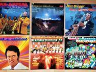LP Vinyl Orchester Max Greger 6 LP's = je 6€ - Grabau (Landkreis Stormarn)
