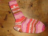 Handgestrickte Socken Gr. 36/37 - Merkelbach