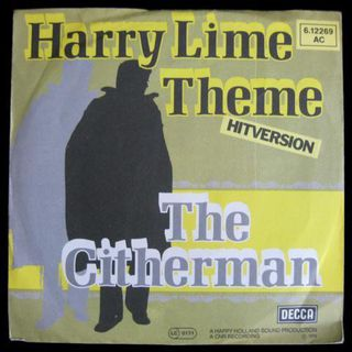 The Citherman - Harry Lime Theme (Single) - Niddatal Zentrum