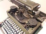 Schreibmaschine Torpedo. Sehr gut erhalten. Sofort einsatzbereit. Nr. 636391