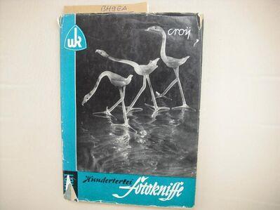 Hunderterlei Fotokniffe. Bd. 1. Mit 110 Bildern des Verf. Gebundene Ausgabe – 1951 von Otto Croy (Autor) - Rosenheim