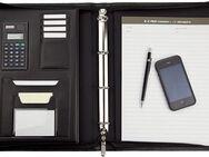 Unbenutzte Monolith 2827-Konferenzmappe, A4 Schreibmappe, Businessmappe, Aktenmappe mit Reißverschluss - Angelbachtal