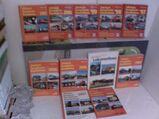 Jahrbücher Eisenbahnen, 11 Stck. 1997-2007 aus Sammlungsauflösung