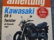 Reparaturanleitung Kawasaki ER 5 Twister ab 1997 - Bochum Hofstede