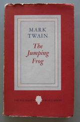 Mark Twain: The Jumping Frog (engl., Schweden 1949)