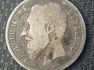 2 Franc,Belgien Leopold II.,1867,Lot 308