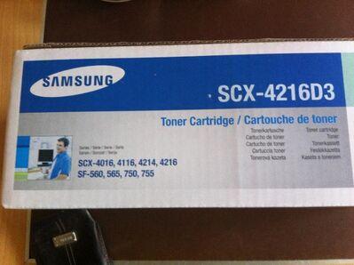 Tonerpatrone Samsung - Sarstedt