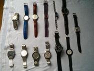 Damen & Herren Armbanduhren zu verkaufen - Obersulm