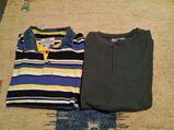 2 Sweatshirt Gr 52/54  im gutem Zustand. Preis für beide.