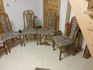 6 Esstisch-Stühle zu verkaufen. - Baumholder