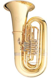 B & S Profi - Tuba in BBb, Mod. GR 51 -L, B-Neuware inkl. Gigbag - Hagenburg