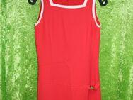 Jousse Paris Kleid / Damen / Größe 36 / Rot / Vintage / 60er 70er Jahre - Zeuthen