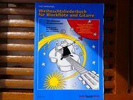 Lutz Gottschalk, Weihnachtsliederbuch für Blockflöte und Gitarre - Neckarsteinach