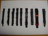 Silikon Uhrenarmbänder, Armband, Uhr, 10 bis 18mm - Schleiden