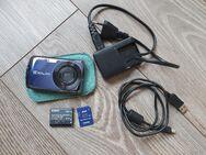 Casio Exilim EX-Z35 Digitalkamera Blau mit Zubehör **Anschauen** - Köln