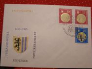 DDR Erstagsbrief 1965, Lot 178
