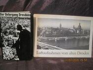 DRESDEN– Kunstdrucke, Lithographien, Bücher, VHS-Video, Wandteller - Erlensee