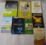 8 Bücher - Einzelstücke (Roman & Unterhaltung)