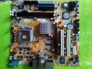 Mainboard Asus P5SD2-FM + CPU+Kühler - Dillingen (Saar) Zentrum