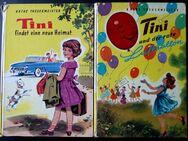 2 alte Tini – Mädchenbücher  von Käthe Theuermeister - Niederfischbach