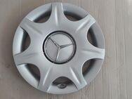 Radkappe Radzierblende Radblende Einzelradkappe für Mercedes-Benz E W210 / Mercedes-Benz E T-Modell S210 15 Zoll 1 Stück Sehr guter Zustand - Bochum