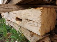 Antik Altholz Massivholz Vollholz Fachwerk Scheune Holz Balken Landhaus shabby chic - Salzatal