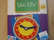 Die Uhr spielend lernen Lernspiel Uhrzeit Lernuhr Kinderuhr Spieluhr Kinderspiel üben einstellen lesen Zeiteinstellung - Sonneberg