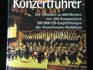 Harenberg Konzertführer • Der Schlüssel zu 600 Werken von 200 Komponisten - Hürth