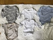 6 Baby Bodies f. Neugeborene Gr. 50 - 56 Top Unterziehhemdchen 1-3 Mo - Bonn