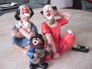 Achatit Figuren   Clowns - Osnabrück