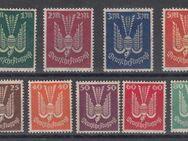 DR-Flugpostmarken,1922,Mi.Nr.210-18,Lot 402