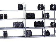 Felgenregal für Gewerbekunden Fachlast 250 kg NEU Stecksystem - Wilhelmshaven