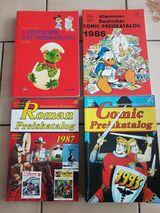 Ü-Ei, Comic und Roman Preiskataloge. 10 Euro Stückpreis
