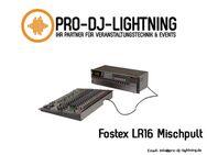 Fostex LR16 Digitalmischpult mieten - Wismar