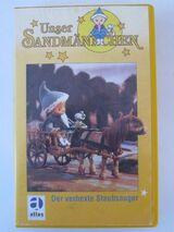 Unser Sandmännchen  -  Der verhexte Staubsauger  -  VHS