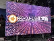LED Videowall / Videowand mit brillanter Bildqualität - Outdoor oder Indoor, 4,8 mm LED Wand aus LED Modulen - Public Viewings, Partys, Festivals, Clubs, Sportevents, Messen, Bühnenshows, Firmenevents - Wismar