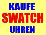 ANKAUF Swatch Uhren, auch komplette Sammlungen. Uhren von 1983 bis heute. - Düsseldorf