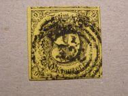 AD-Thurn u.Taxis,9 Kr.1852.,MI:DE 10,  Lot 587
