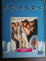 DVD Serie Friends Staffel 1 auf je 4 DVDs