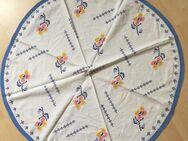 Handbestickte Vintage Tischdecken - Bremen
